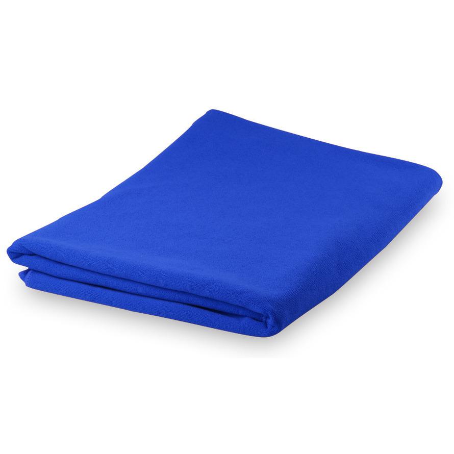 Badhanddoek handdoek extra absorberend 150 x 75 cm blauw