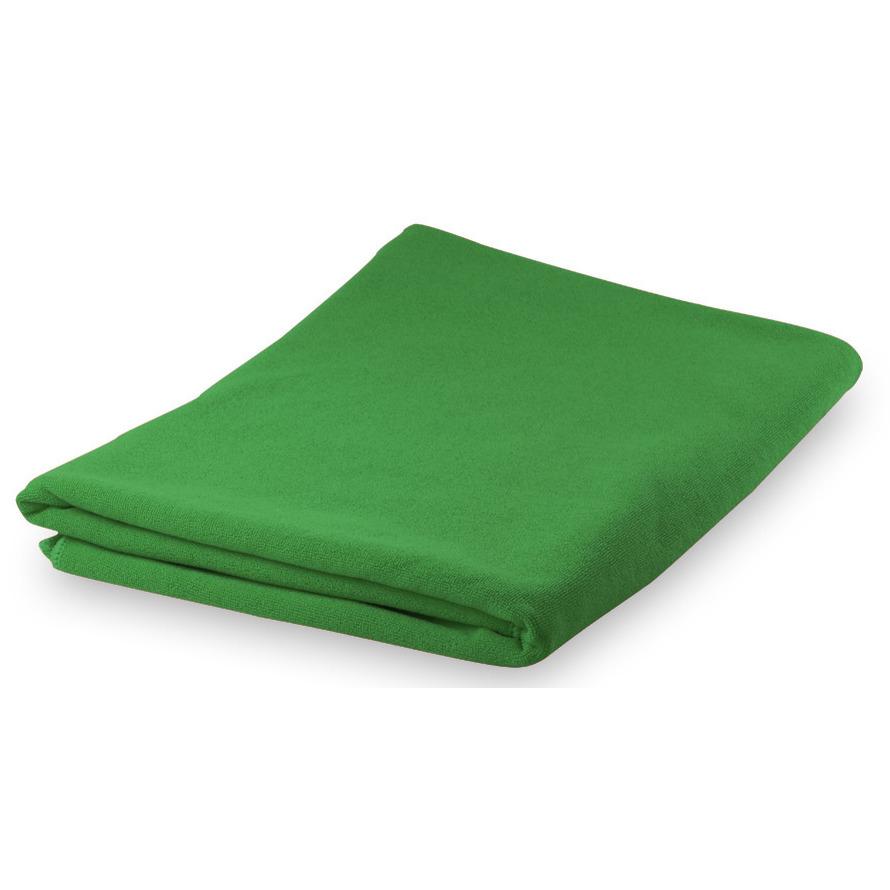 Badhanddoek handdoek extra absorberend 150 x 75 cm groen